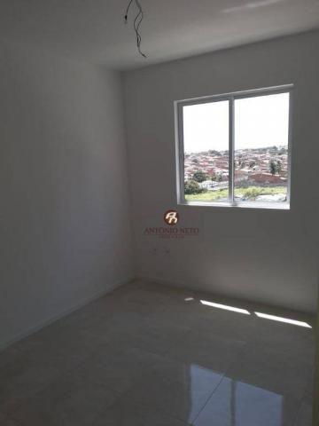 Apartamento NOVO com 3 dormitórios para alugar, 65 m² por R$ 1.150/mês - Messejana - Forta - Foto 11