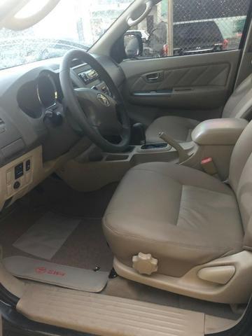 Hilux SW4 SRV 4x4 aut 2007 - Foto 10