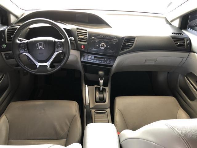 Vendo Civic LXR aut 2016 - Foto 8