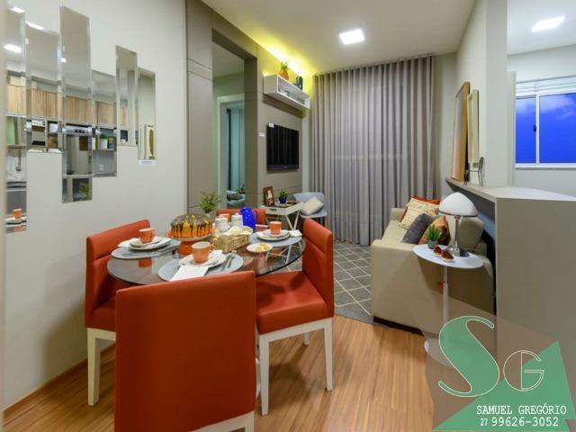 SAM - 86 - Apartamento 2 quartos - ITBI+RG grátis no bairro Camará - Foto 2