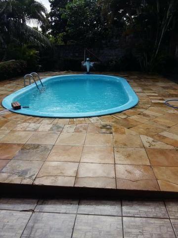 Sitio ideal para eventos, medindo 25x50m com piscina - Foto 11