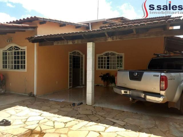 Casa à venda com 3 dormitórios em Setor habitacional vicente pires, Brasília cod:CA00554 - Foto 2
