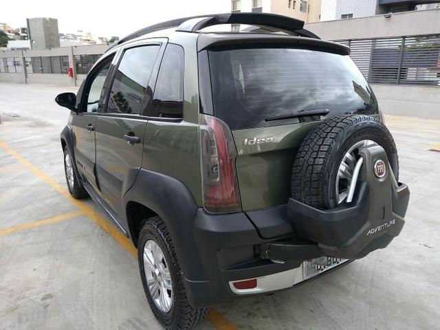 Fiat Idea Adventure 1.8 E-Torq 2011 Automatico (Dualogic) - Foto 4