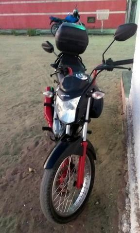 Moto CG 150 Cc fan ESDI, 2014, apenas 6.700 reais - Foto 3