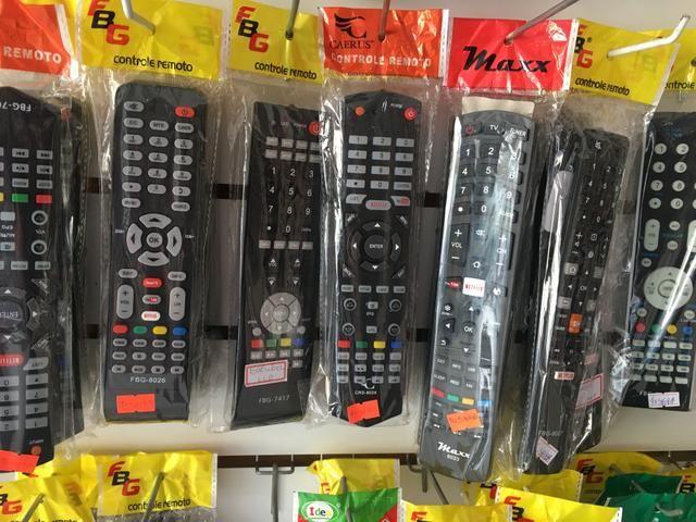 Controle da televisão - Foto 4