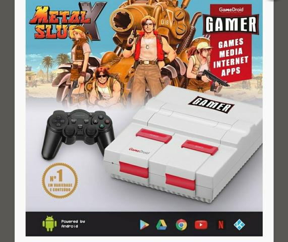 GAMER - Console Game Droid