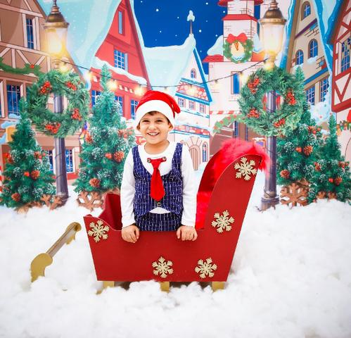Ensaio de Natal - Foto 3