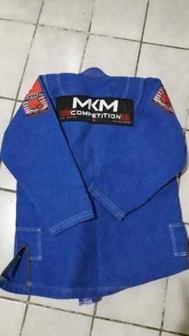 Kimono Jiu Jitsu MKM Competition-Novo Original - Foto 3