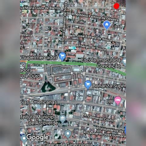 Terreno 10x30 Centro Arcoverde - Foto 2