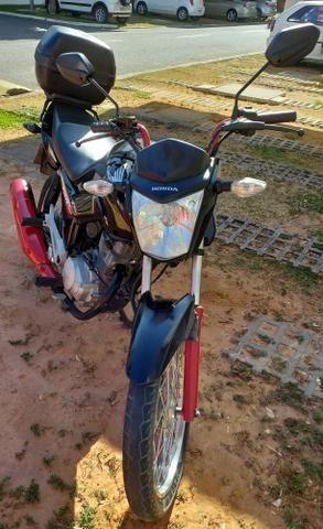 Moto CG 150 Cc fan ESDI, 2014, apenas 6.700 reais - Foto 4