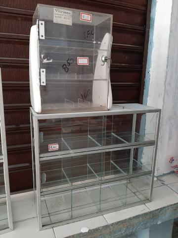 Vendo duas vitrines - Foto 3
