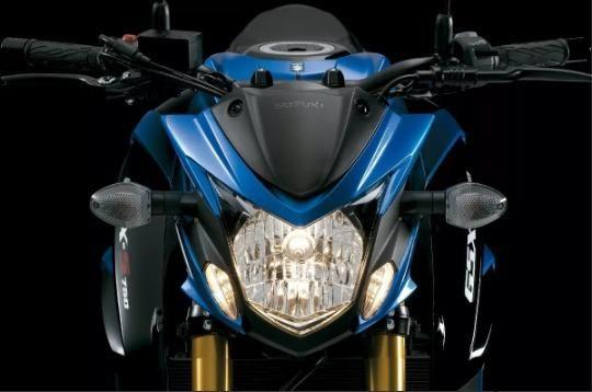 Yamaha Xj6 N - Suzuki - Gsx-s 750a - Foto 4
