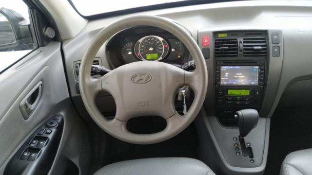 HYUNDAI TUCSON 2.0 MPFI GLS 16V 143CV 2WD FLEX 4P AUTOMATICO. - Foto 6