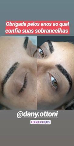 Micropigmentação de sobrancelhas e lábios - Foto 3