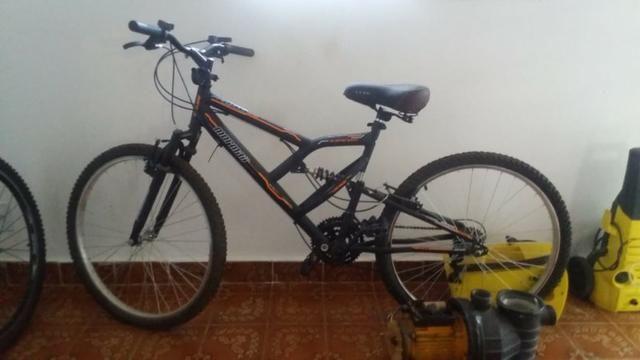 Bicicleta Mormaii Aro 26 full FA 240 Suspension 18 marchas