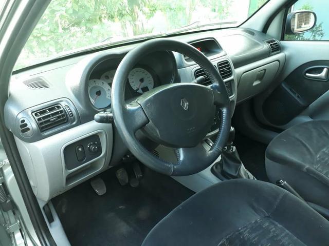 Clio 1.6 sedan completo (muito barato) - Foto 10