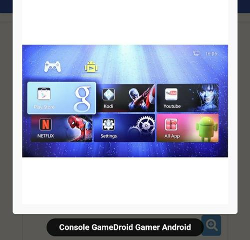 GAMER - Console Game Droid - Foto 4