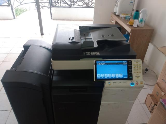 Copiadora e Impressora Colorida Konica Minolta C364 - Foto 2