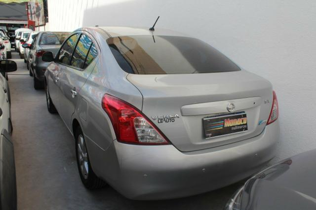 Nissan Versa Sl 1.6 Completo _ mensais 499,99 - Foto 6