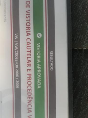 VOLKSWAGEN CROSSFOX 1.6 MI FLEX 8V 4P MANUAL - Foto 17