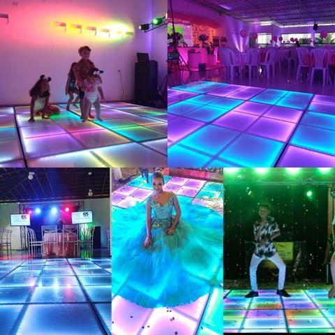 DJ com piso de led - Foto 2