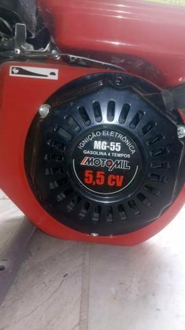 Vendo motor d popa com rapeta em camaçari, potencia 5,5 cv