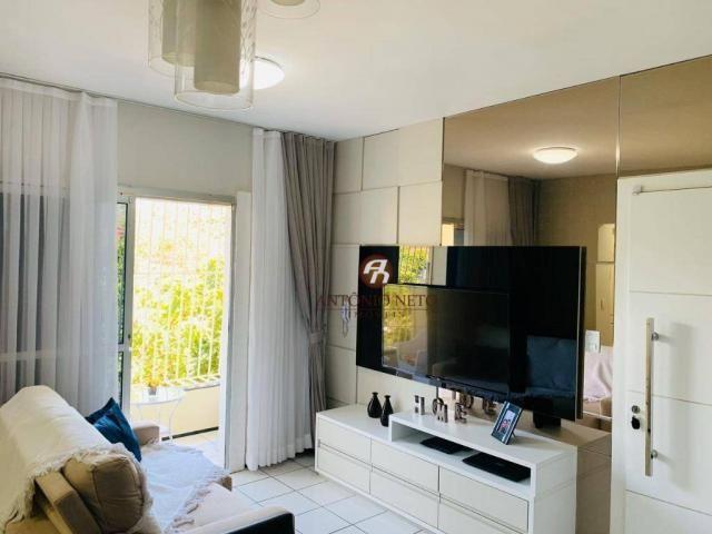 Apartamento á venda na Messejana em localização privilegiada, ACEITAMOS FINANCIAMENTO POR  - Foto 4