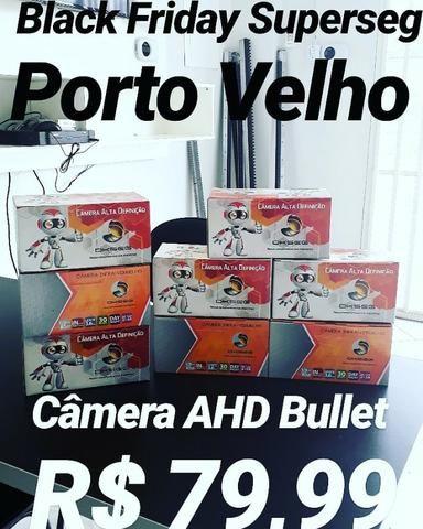 Câmera AHD Dkseg