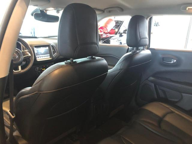 Jeep Compass Longitude 2.0 Turbo Diesel 4x4 Automatico 2018 - Foto 8
