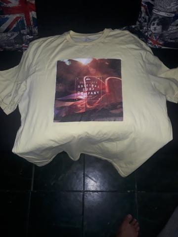 Blusa quiksilver original - Roupas e calçados - Deodoro, Rio de ... b25c897a27