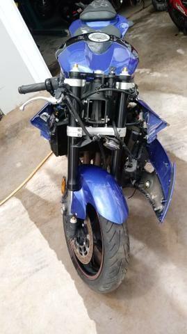 Moto Para Retirada De Peças/sucata Yamaha Yzr R6 Ano 2008 - Foto 4