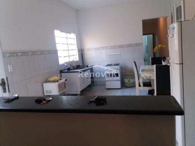 Casa à venda com 2 dormitórios em Vila são jorge, Nova odessa cod:274 - Foto 3