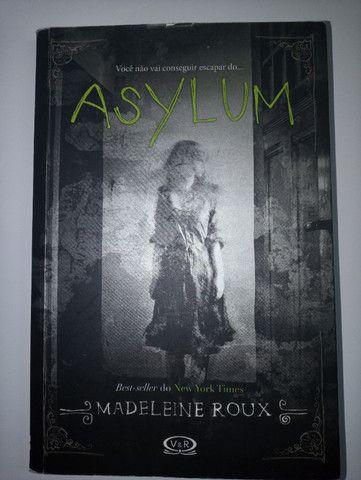 Livro Asylum