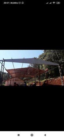 Barracão pré moldados - Foto 3