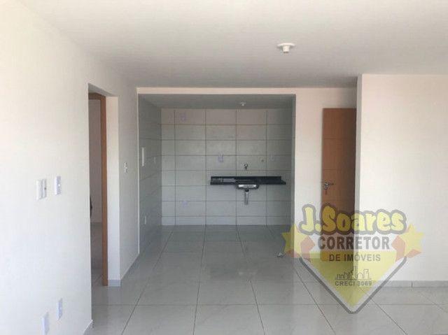 Treze de Maio, apartamento, 02 quartos, suite, vaga coberta, R$ 1.000, João Pessoa - Foto 3