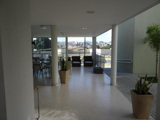 Apartamento com 2 dormitórios à venda, 55 m² por R$ 245.000,00 - Caiçara - Belo Horizonte/ - Foto 6