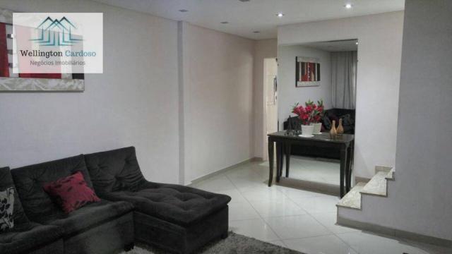 Sobrado com 3 dormitórios à venda, 292 m² por R$ 580.000 - Parque Novo Mundo - São Paulo/S - Foto 2