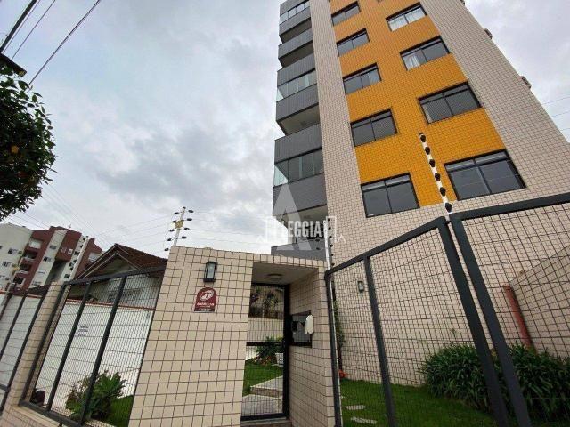 Apartamento com 3 dormitórios à venda, 95 m² por R$ 379.000,00 - América - Joinville/SC