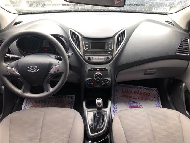 Hyundai Hb20s 1.6 comfort style 16v flex 4p automático - Foto 8