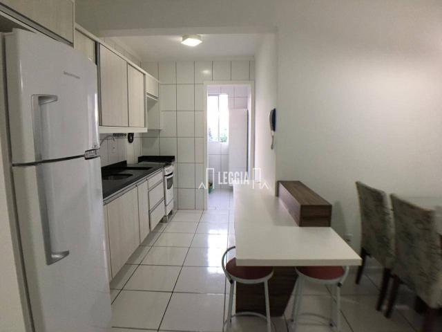 Apartamento com 2 dormitórios à venda, 63 m² por R$ 200.000,00 - Saguaçu - Joinville/SC - Foto 9