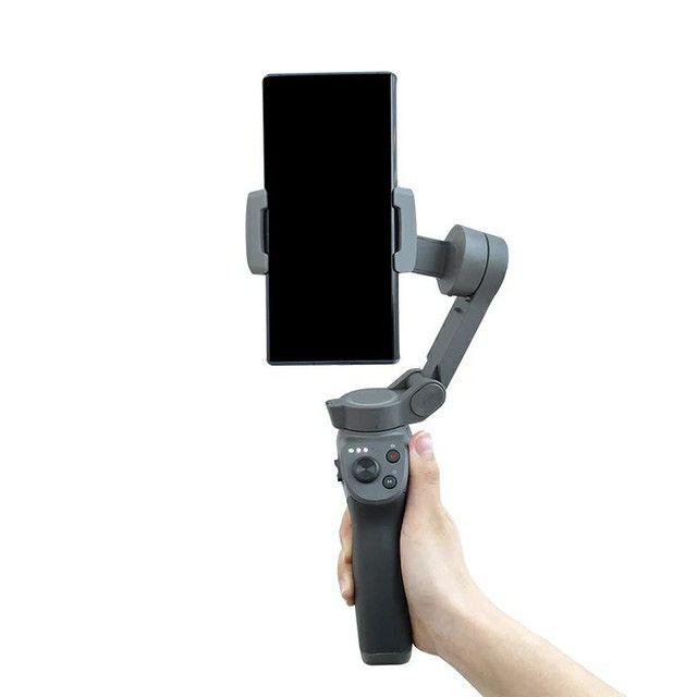 Estabilizador Imagem Dji Osmo mobile 3 Novo Lacrado  - Foto 3