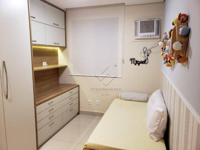 Apartamento com 2 dormitórios à venda, 79 m² por R$ 340.000,00 - Centro Sul - Cuiabá/MT - Foto 6