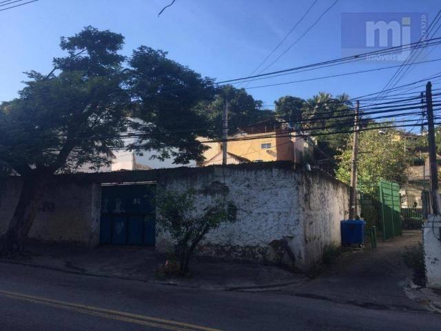 Terreno para alugar, 520 m² por R$ 4.000,00/mês - Ingá - Niterói/RJ - Foto 5