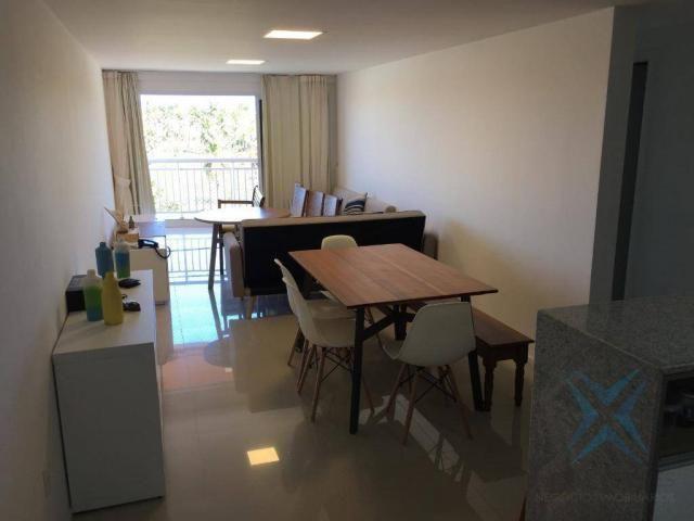 Apartamento Solarium, com 3 dormitórios à venda, 87 m² por R$ 450.000 - Porto das Dunas -  - Foto 15