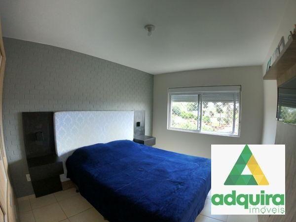 Apartamento com 2 quartos no Residencial Alexandria - Bairro Jardim Carvalho em Ponta Gro - Foto 7