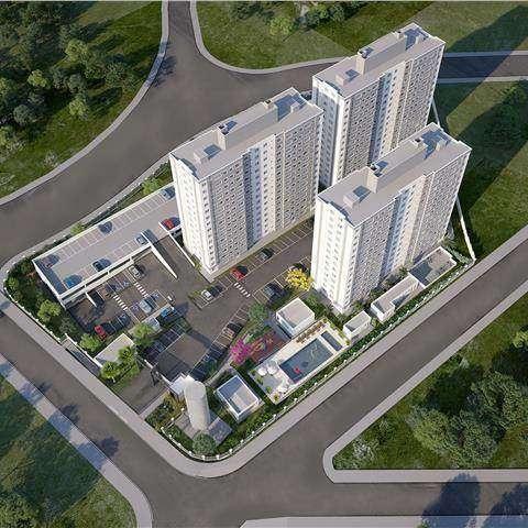 Villa Garden - Nature Garden - Apartamento 2 quartos em Campinas, SP - ID3973 - Foto 7