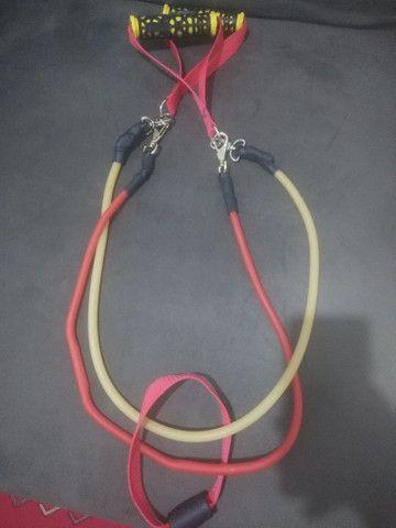 Rodas e elastico extensores profissionais - Foto 3