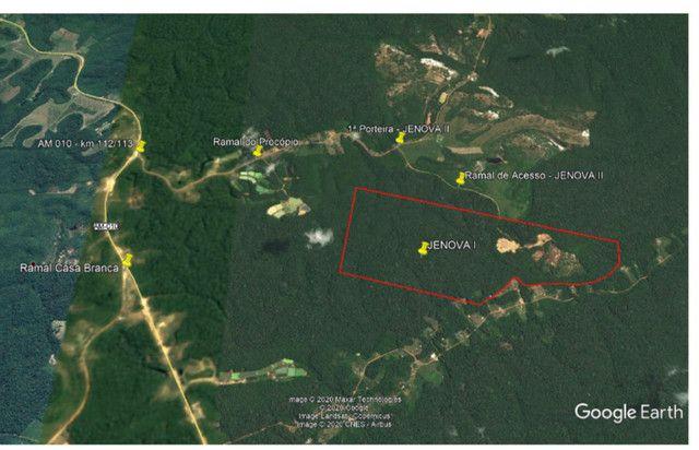 Vendo linda fazenda com 890 hectares na AM-010  liga os municípios de Manaus, Rio Preto  - Foto 19