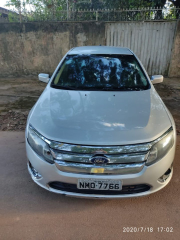 Vendo Fusion 2011ou troco por carro pequeno de igual ou menor valor - Foto 3