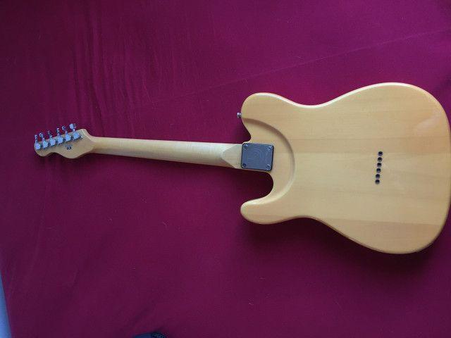 Guitarra Dolphin modelo Telecaster - Foto 4